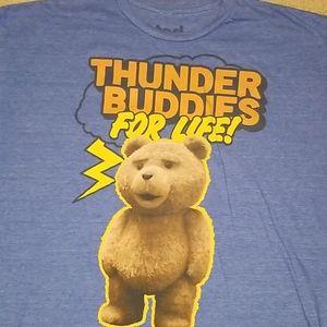 Thunder Buddies For Life Shirt